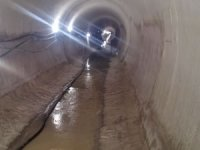 Ağrı Yazıcı sulaması derivasyon tüneli inşaatında sona gelindi