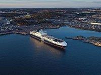 DFDS'den yenilenebilir yakıt geliştirmek üzere iş birliği