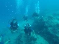 Batı Antalyalı denizciler su altı için misafirlerini bekliyor