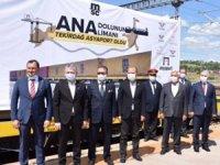 Tekirdağ Demiryolu Altyapısı ve limanları, ulusal ticarete omuz veriyor