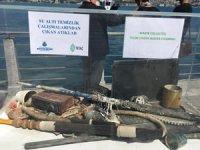 Üsküdar'da su altı temizliği için dalış yaptılar