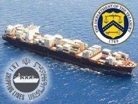 ABD Hazine Bakanlığı, 122 adet İran bayraklı gemiyi Yaptırım Listesi'ne aldı