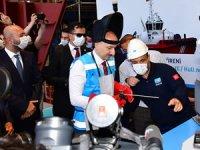 Kıyı Emniyeti Genel Müdürlüğü'ne inşa edilecek römorkörlere ilk kaynak gerçekleşti