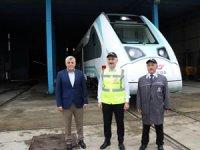 Milli elektrikli tren setleri 30 Ağustos'ta test için raylara inecek
