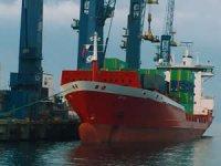 Barkon, JSV ve Mardaş; Ambarlı'da yeni Akdeniz servisinde buluştu