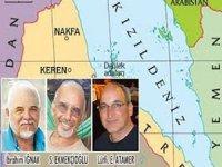 Kayıp Türk denizcilerinin, Eritre'de gözaltında olduğu ortaya çıktı