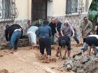 Bursa'da sel felaketi yaşanıyor! Ölü ve kayıplar var!