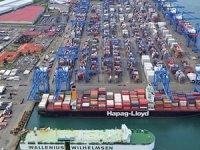 Panama limanlarında kargo hacmi koronavirüse rağmen yüzde 15,9 arttı