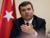 Dışişleri Bakan Yardımcısı Kıran, Yunanistan'ın göçmenlere yönelik tutumunu eleştirdi