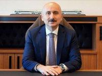 Ulaştırma ve Altyapı Bakanı Adil Karaismailoğlu, Dünya Denizciler Günü'nü kutladı
