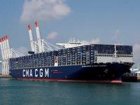CMA CGM, YILPORT Taranto Limanı'nı 2021 yılı uğrak limanı listesine aldı
