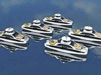 Sefine Tersanesi, Boreal'a beş elektrikli feribot inşa edecek