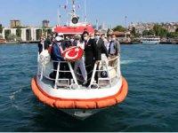 Denizcilik ve Kabotaj Bayramı Beşiktaş'ta kutlandı