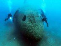 Dünyanın en büyük batık uçağı su altını keşfetmek isteyenleri bekliyor
