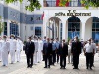 Denizcilik ve Kabotaj Bayramı, Hopa'da törenle kutlandı