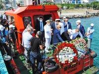İskenderun'da Denizcilik ve Kabotaj Bayramı coşkusu…