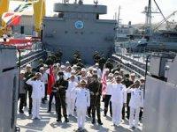 Çıkarma Gemisi Ç-128, Müze Gemi olarak KKTC'ye hediye edildi