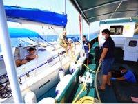 Denizden 420 bin poşet atık toplandı