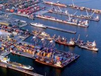 Limanlarda elleçlenen yük miktarı yılın ilk yarısında arttı