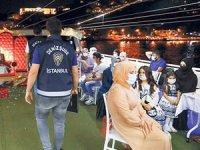 İstanbul Deniz Polisi, tekne ve yatlarda denetimi sıkı tutuyor