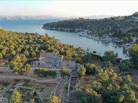 Antik liman kenti İasos, ihtişamıyla ziyaretçilerini bekliyor