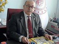Emekliliğini isteyen Hopa Liman Başkanı Zeki Muammer Merev, görevine veda etti