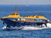 Yunan feribot şirketi Türk limanlarına seferlerini durdurdu