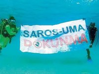 Saros Gönüllüleri, liman projesi ÇED raporunu yargıya taşıdı