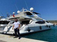 Mesut Alçınkaya, Çeşme ve Urla'da yat limanı yatırımı için kolları sıvadı