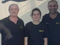 Beyrut'ta 3 aydır tutuklu gemideki stajyer öğrenci, müthiş dayanışmayla MEDLOG'un gemisine alındı
