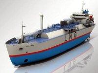 Rusya'nın ilk LNG gemisinin inşası salgın yüzünden gecikiyor