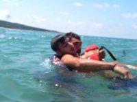 Kocaeli sahillerinde 352 kişi boğulmaktan kurtarıldı