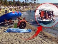 Foça'da 4 kişinin boğulduğu tekne kazasında kaptan 'şaka' yapmak istemiş!