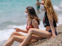 Maske, denizde ölümcül olabilir!