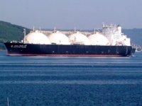 'Lalla Fatma N'Soumer' isimli LNG gemisi, Marmara Ereğlisi LNG Terminali'ne yanaştı