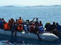 74 kaçak göçmeni Sahil Güvenlik kurtardı