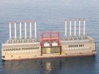 Beyrut'taki patlamada 'Fatmagül Sultan' ve 'Orhan Bey' isimli yüzer elektrik santralleri etkilenmedi