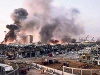 Beyrut'taki patlama sonrası 16 liman görevlisi gözaltına alındı