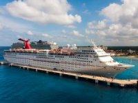 Carnival Cruise Line, 'Carnival Fantasy' gemisini geri dönüşüm için İzmir'e gönderdi