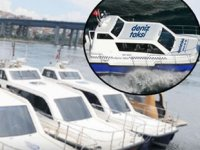Deniz taksileri ile güvenli ulaşım hedefleniyor