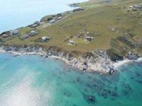 Koyun Adası'nın yarısı satışa çıktı