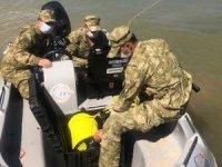 Deniz Kuvvetleri ekipleri Tunceli'de arama çalışmalarına katıldı