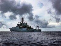 İngiliz Donanması, Beyrut Limanı'na HMS Enterprise isimli araştırma gemisini yolluyor