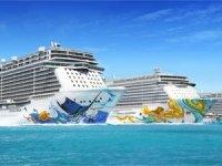 Norwegian Cruise Line Holdings, 6 ayda 2.65 milyar dolar kaybetti