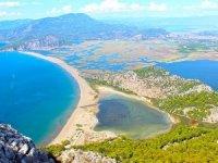 İztuzu sahili, Avrupa'nın en iyileri arasında yer aldı