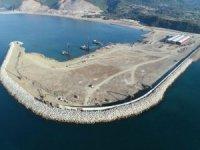 Filyos Limanı Projesi'nin yüzde 90'ı tamamlandı