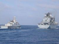 Ege Denizi'nde deniz eğitimleri icra edildi