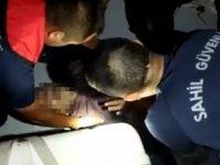 Feribottan düşen yolcu 1 saat sonra baygın bulundu