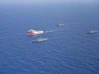 AB'den kritik Doğu Akdeniz açıklaması: Rum Kesimi ve Yunanistan'ın yanındayız...