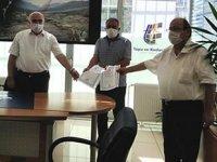 Zonguldak'ta iki tersaneye irtifak tapuları teslim edildi